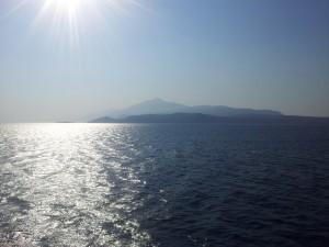 Op weg naar Samos